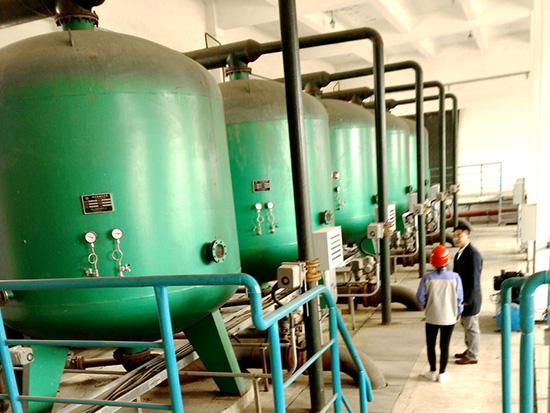 葫芦岛锌厂自备电厂