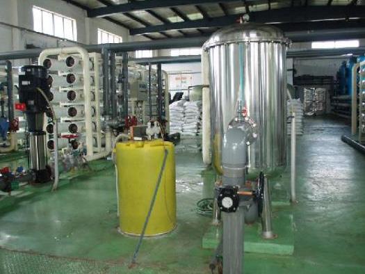 化工行业生产用水
