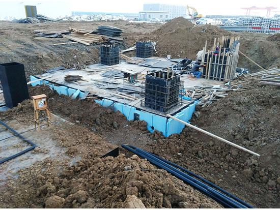 中铁九局集团第四工程有限公司京沈客专沈阳枢纽大成货车洗刷所还建工程