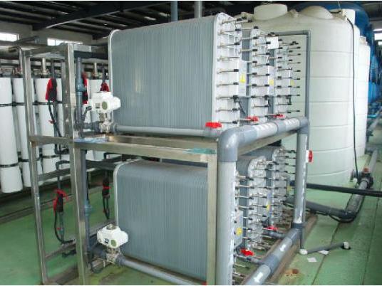 大型反渗透除盐水设备