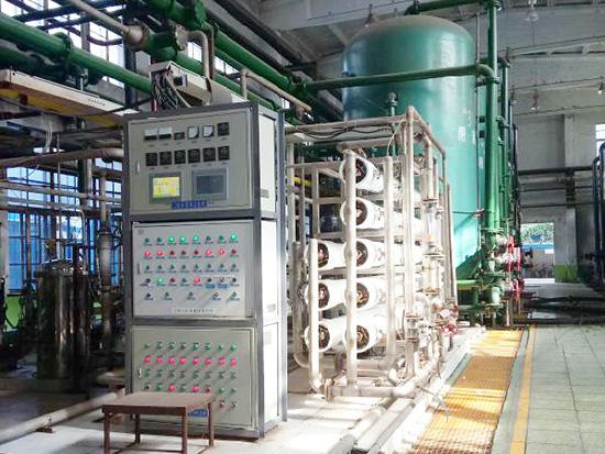 沈阳新北热电有限责任公司自动化控制改造工程